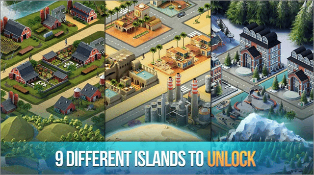 city island 3 android