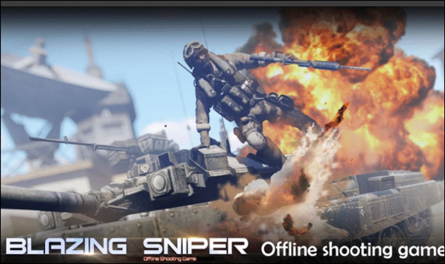 blazing-sniper-best-offline-android-games