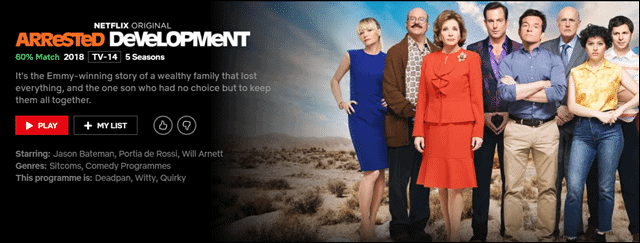 arrested-development-funny-movies-on-Netflix