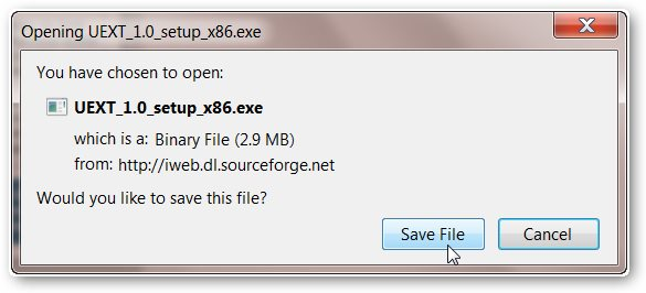 clicking-save-file