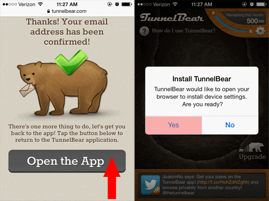 Install-TunnelBear-on-iOS