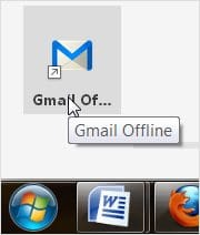 clicking-the-gmail-offline-icon