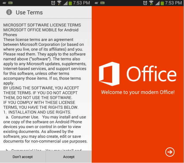 logged-in-microsoft-office-mobile