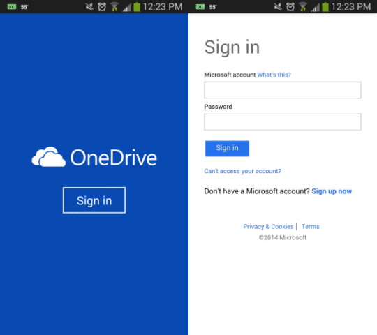 OneDrive for Android: Microsoft's Cloud At Your Fingertips