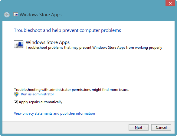 advanced-app-troubleshooter-windows-8