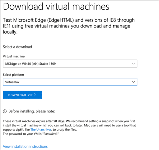 download-virtual-machine-windows-10-system-requirements