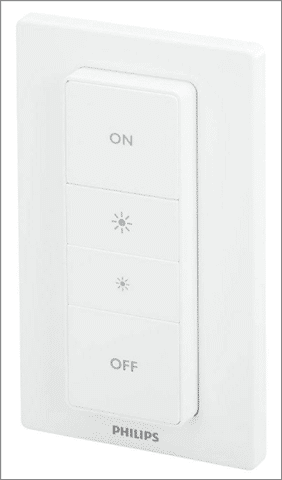 Smart Dimmer Switch With Remote