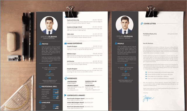 Free Resume/CV and Cover Letter
