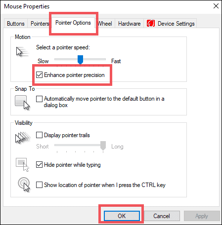 move-the-slider-under-pointer-options-mouse-accuracy-test
