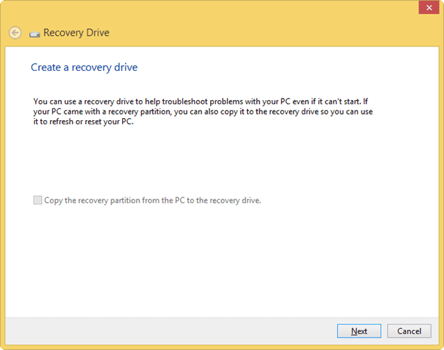 create-a-recovery-drive-windows-8
