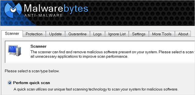 malwarebytes-software-interface