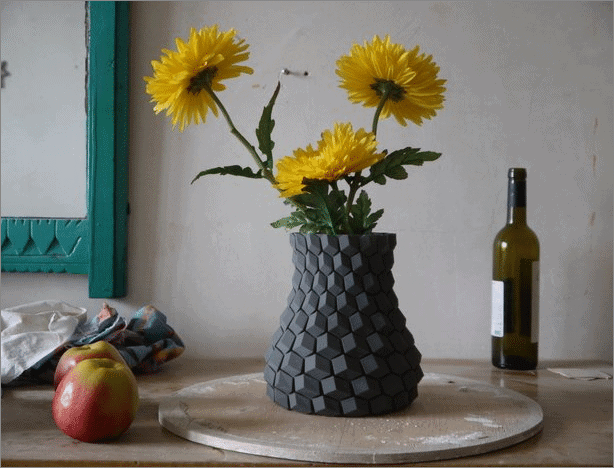 vase cool things to 3D print