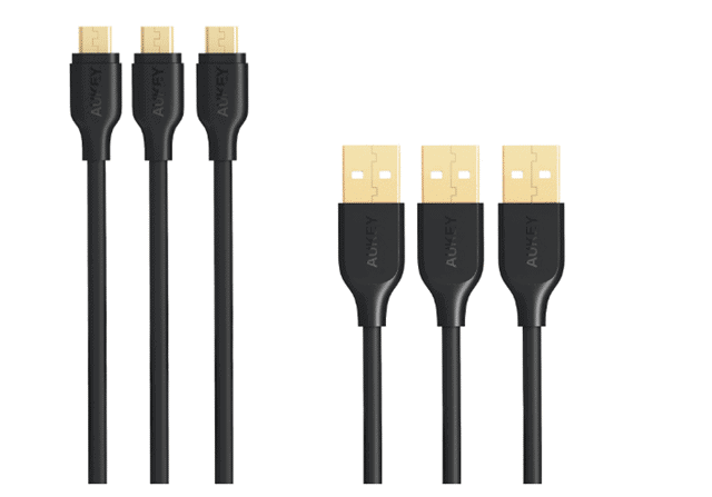 aukey micro usb cable
