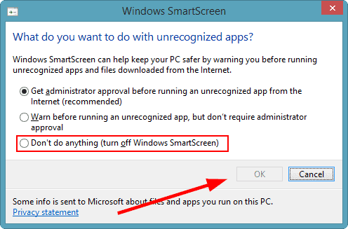 change-windows-8.1-smartscreen-settings