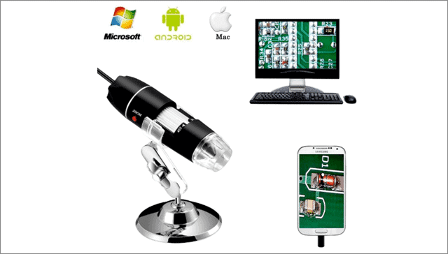 Electronic Microscope tech toys for kids