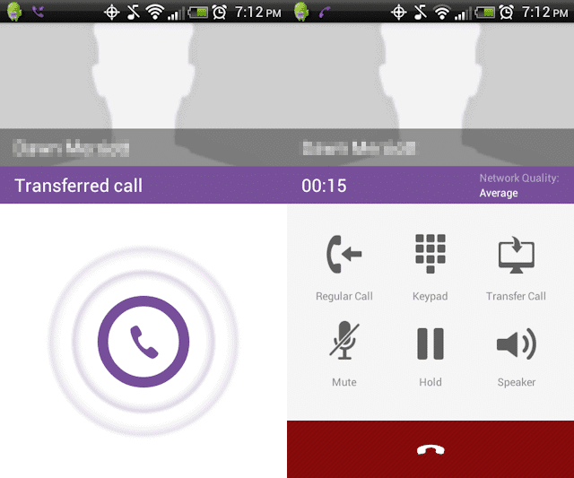 using-viber-after-transferring-call