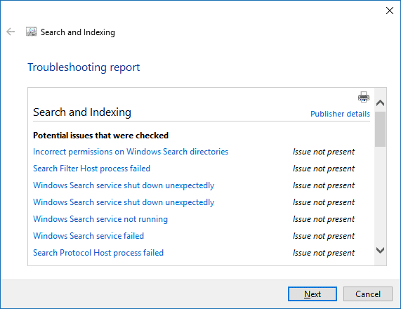 Troubleshooting Windows 10 issues