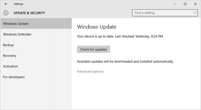 windows-update-settings-app