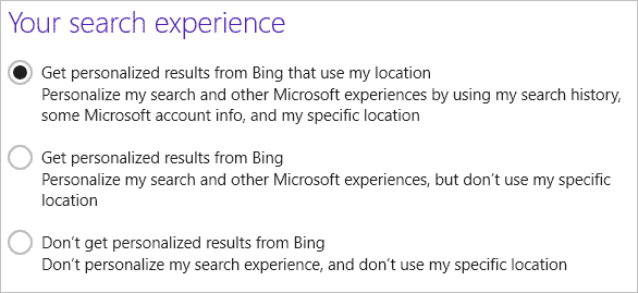 personalized-smart-search-bing-search-windows-8.1