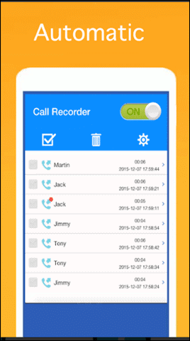 geek call recorder app