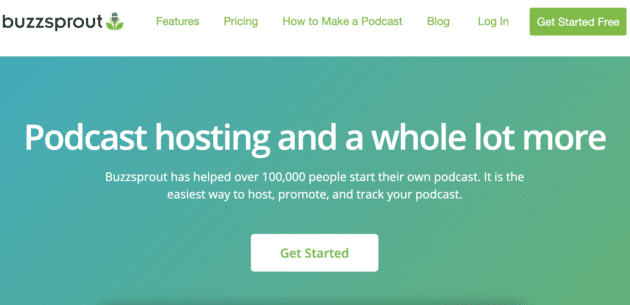 buzzsprout-free-podcast-hosting-services