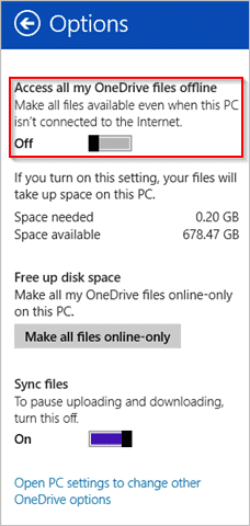 onedrive-app-options