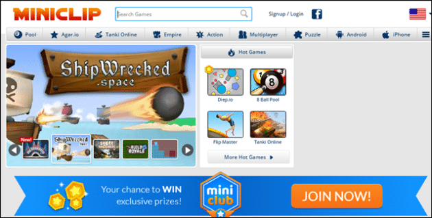 miniclip-best-online-game