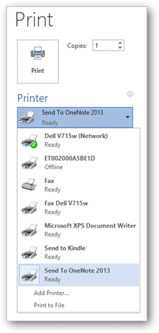 changing-default-printer-in-office-365