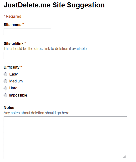 site-suggestion-form