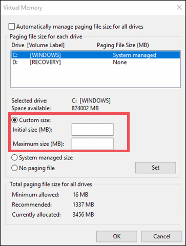 change-file-size-page-file-windows-10