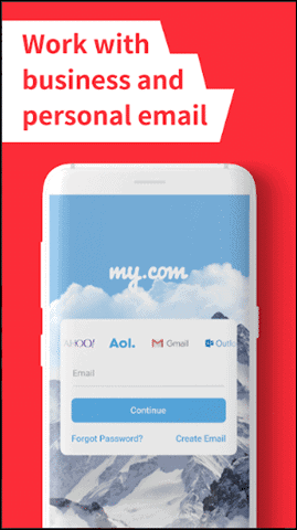 8 mymail best email client for android
