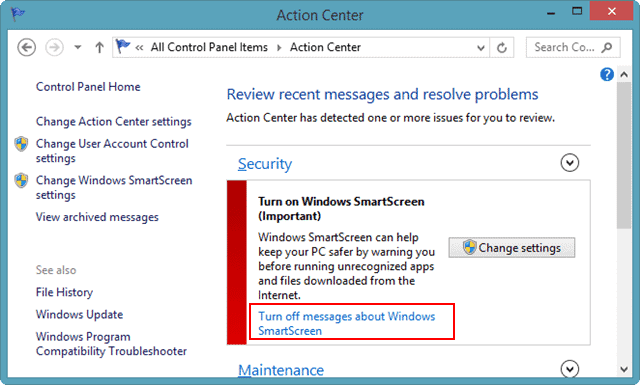 turn-off-warnings-about-smartscreen-action-center-windows-8.1