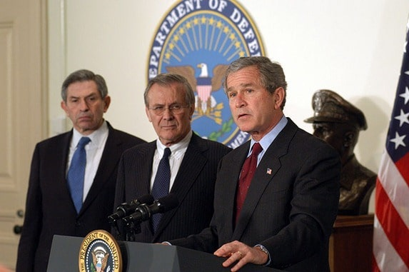 george-w-bush-speech-podium