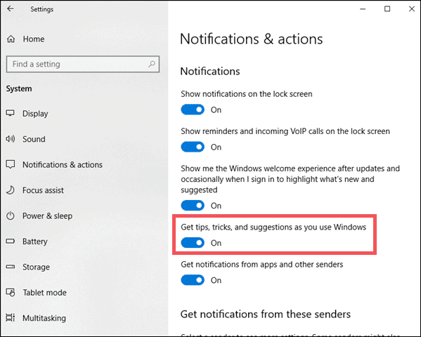 disable-windows-tips-tricks-fix-memory-leak