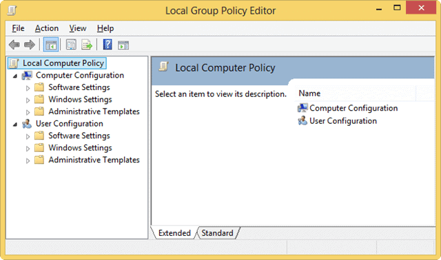 local-policy-group-editor