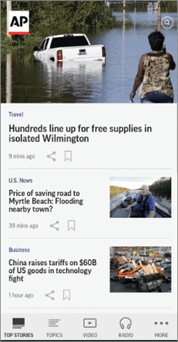 AP news best Android news app