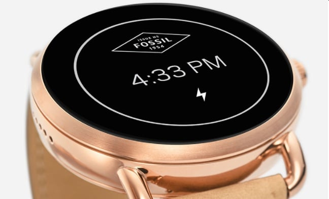 Android Smartwatch Fossil