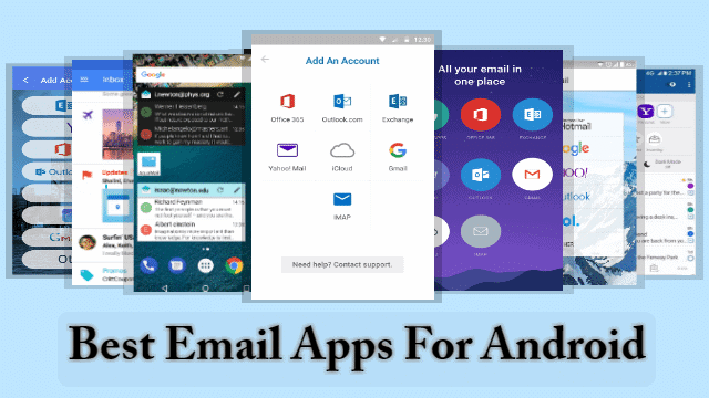 Best Email Apps For Android Achieve Inbox Zero