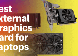 Best External Graphics Card for Laptops