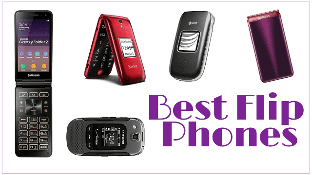 15 Best Flip Phones With Cool Features and Designs (2019