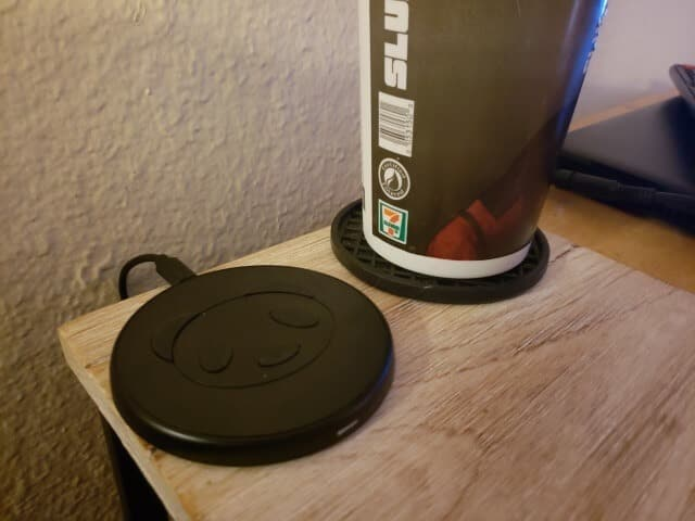 CHOETECH Qi charger