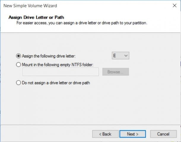 disk-space-management-choose-drive-letter