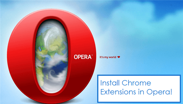 Chrome-Extensions-in-Opera