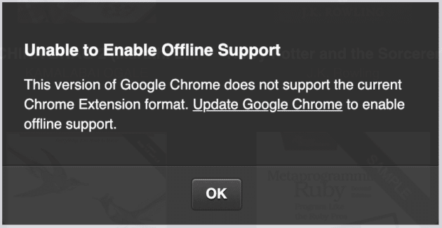 unable-to-enable-offline-support-kindle-cloud-reader