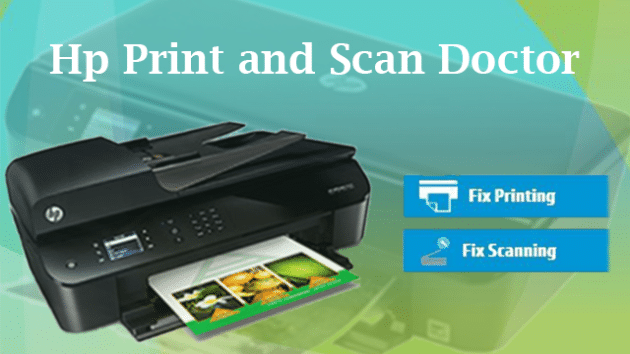 How to Use HP Print and Scan Doctor in Windows 10
