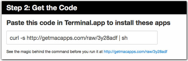Copy-the-generated-code-into-Terminal-to-begin-installing