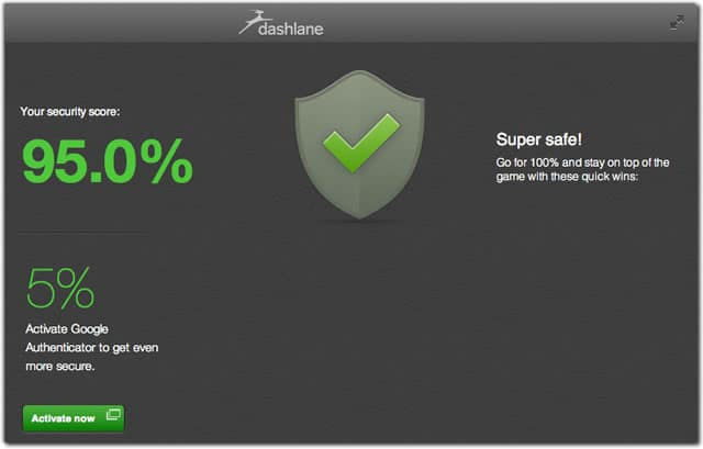 Dashlane-security-dashboard