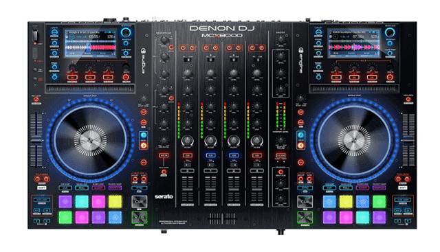 Denon DJ player gift for dad