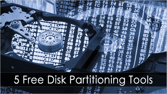 Disk-partition-tools