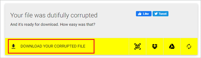 Download a corrupt word file from corrupt a file website